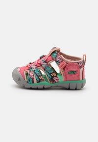 Keen - SEACAMP II CNX UNISEX - Walking sandals - tea rose/peach pearl - 0