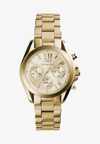BRADSHAW - Chronograph watch - gold-coloured