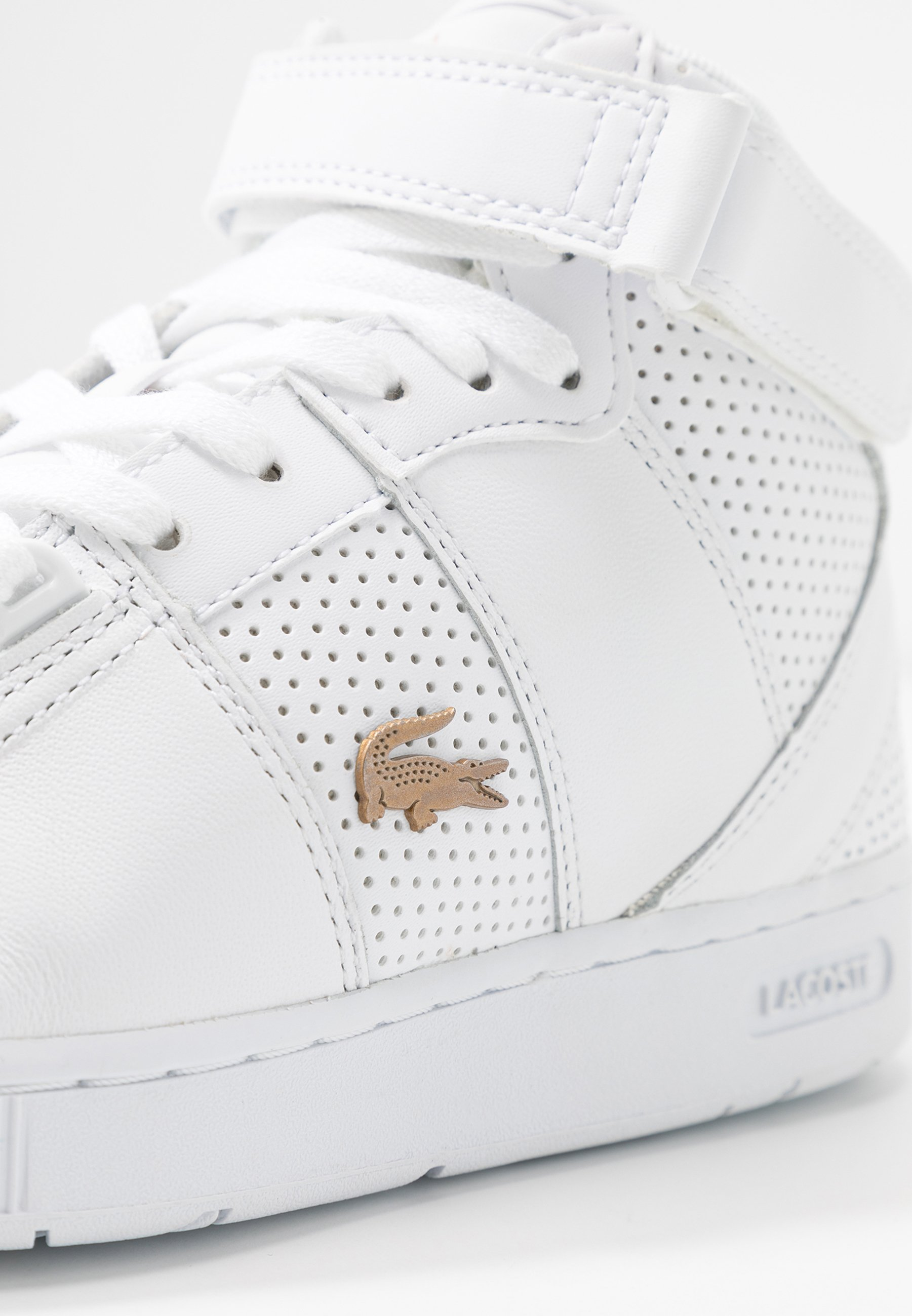 Lacoste Tramline Mid - Sneakers High White
