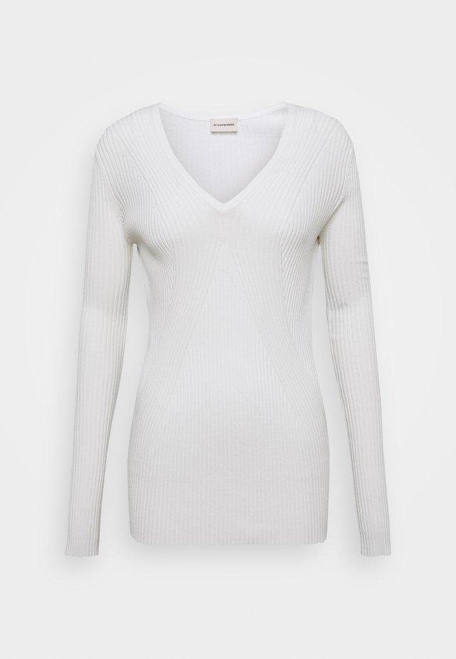 DINAH - Trui - soft white