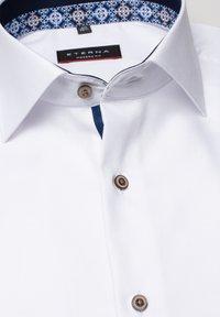 Eterna - MODERN FIT - Shirt - weiß - 4