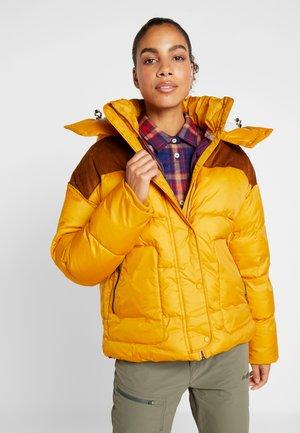 ANTERO  - Snowboardjacke - gold yellow