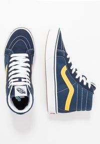 Vans - Sneaker high - dress blues/gibraltar sea/sulphur - 1