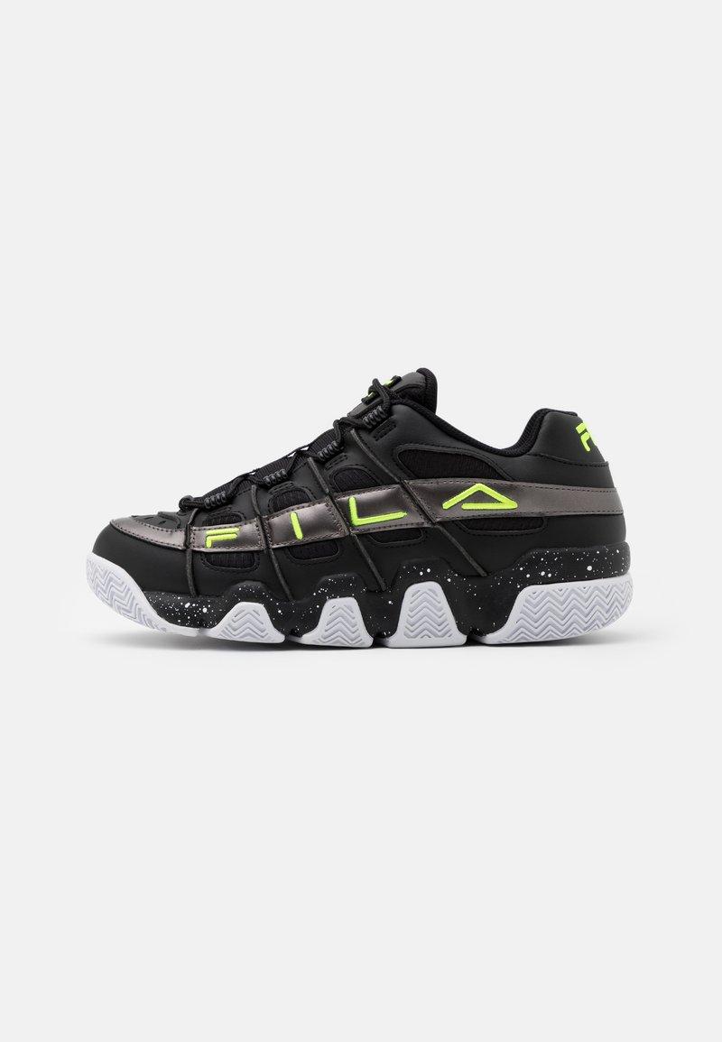 Fila - UPROOT - Sneakers - black/love bird