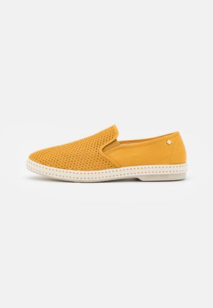 CLASSIC 20° UNISEX - Instappers - curry