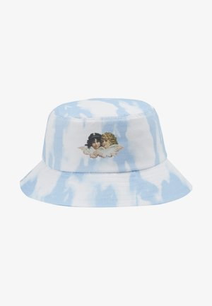 TIE DYE BUCKET HAT - Hut - blue
