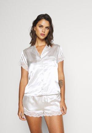 MARNIE REVERE & SHORT SET - Pyjamas - ivory