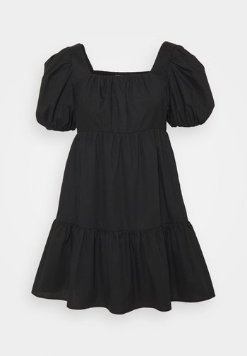 PETITES MIDI DRESS - Day dress - black