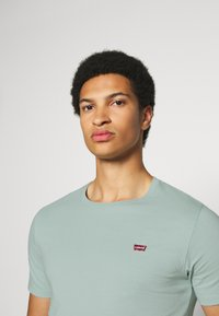 Levi's® - ORIGINAL TEE - T-shirt basic - harbor gray - 3