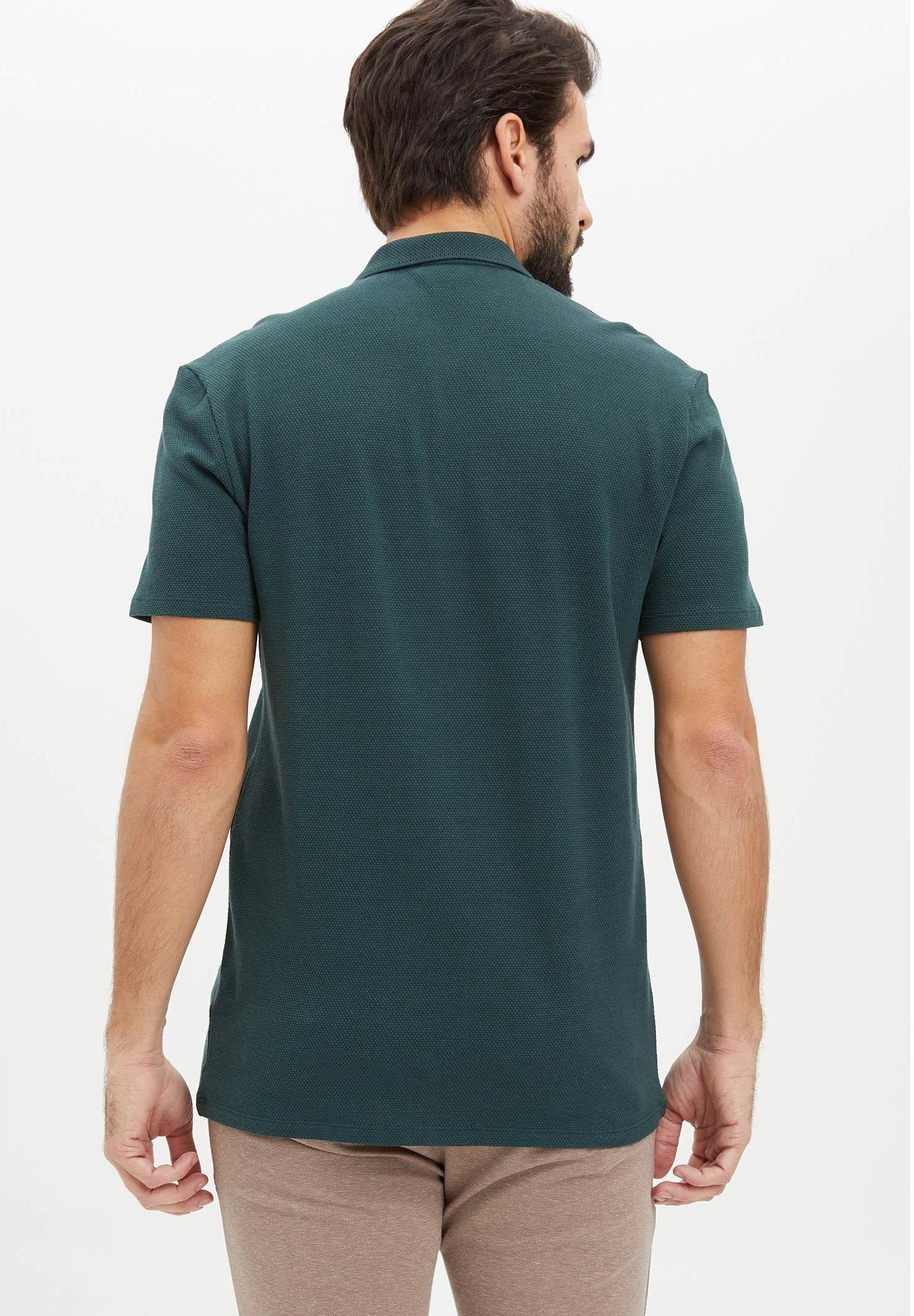 DeFacto Polo shirt - green oVzj6