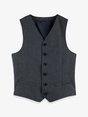 CLASSIC YARN-DYED GILET - Bodywarmer - dark grey