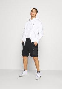 Nike Sportswear - Shorts - black//black oxidized - 1