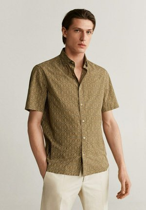 SITO - Camisa - open beige