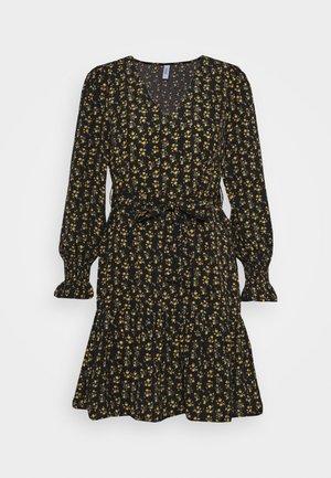 ONLJESS SHORT DRESS - Day dress - black