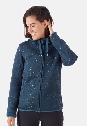 CHAMUERA - Fleece jacket - wing teal