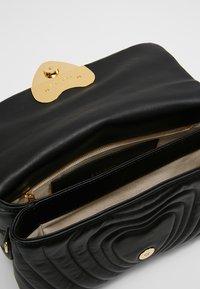Escada - SHOULDER BAG - Handbag - black - 4