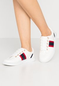 River Island Wide Fit - Sneakersy niskie - white - 0