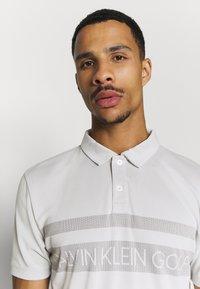 Calvin Klein Golf - TETON - Polo shirt - silver - 3