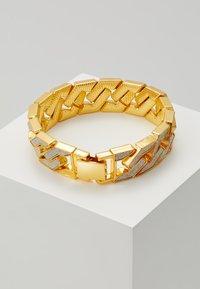 Urban Classics - GLITTER BRACELET - Bracelet - gold-coloured - 2