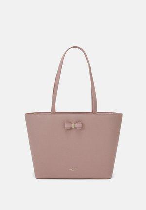 AVEEDA - Handbag - dusky pink