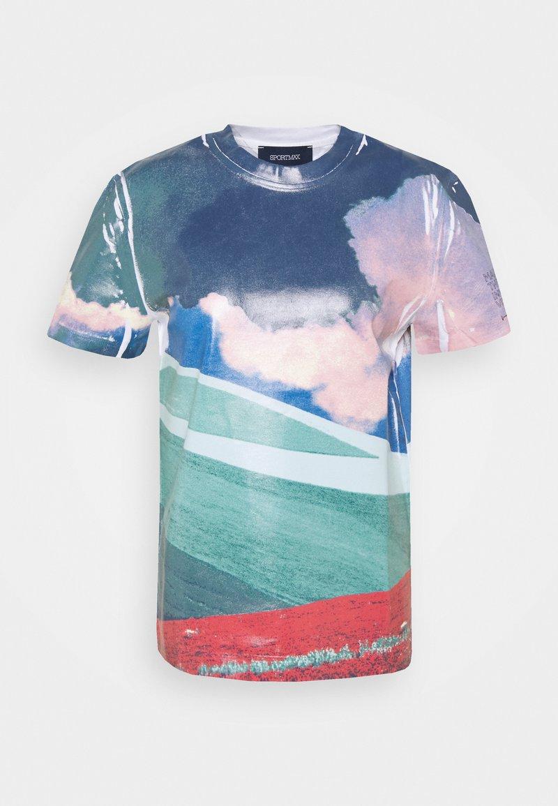 Sportmax - BULL - T-shirt print - multicolor