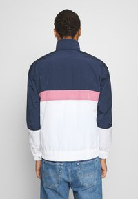 Hollister Co. - Summer jacket - navy/pink/white - 2