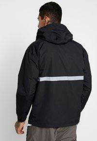 Obey Clothing - CAPTION JACKET - Kurtka wiosenna - black - 3