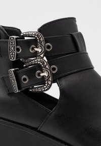 Coolway - NAHIA - Ankle boots - black - 2