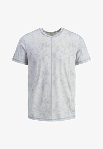 Print T-shirt - alloy