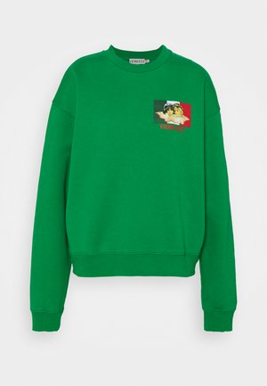 SPEED QUEEN - Sweatshirt - green