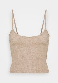 Nly by Nelly - OFF TOPIC - Top - beige - 0