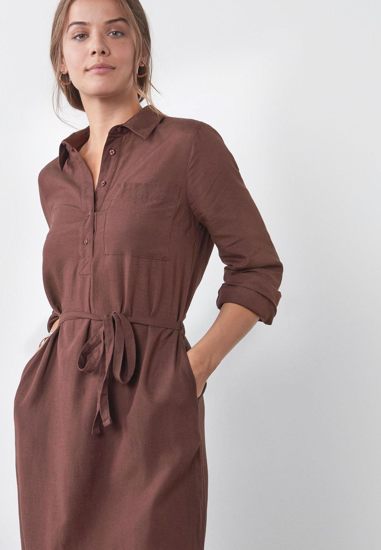Mujer COLUMN - Vestido camisero