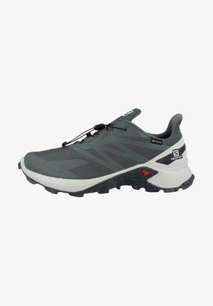 SUPERCROSS BLAST GTX - Chaussures de running - balsam green lunar rock ebony