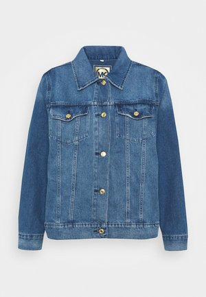 BASIC JACKET - Denim jacket - riviera