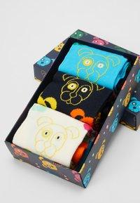 Happy Socks - MIXED DOG SOCKS GIFT SET 3 PACK - Socks - multi - 2