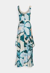 Esprit Collection - PRINT DRESS - Maxi dress - cream beige - 1