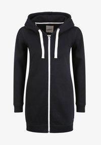 Oxmo - OLINDA - Zip-up hoodie - black - 4