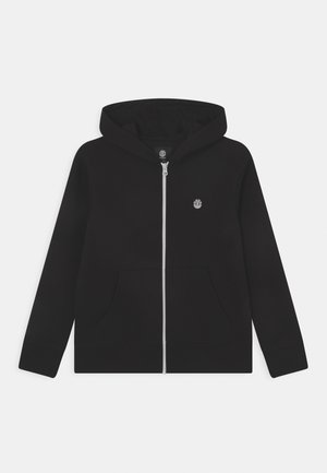 CORNELL CLASSIC - Sweater met rits - flint black