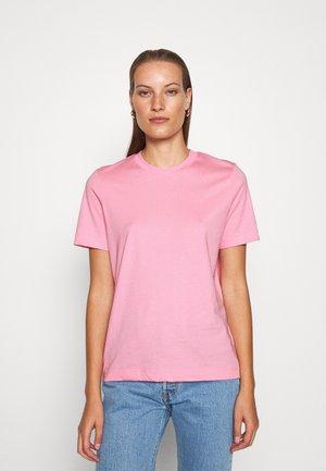 T-Shirt basic - pink bright