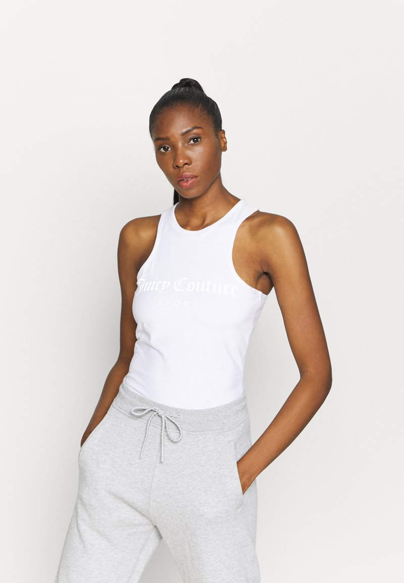 Juicy Couture - PARKER - Toppe - white