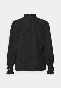 By Malene Birger - CASSINIA - Long sleeved top - black - 0
