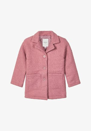 TEDDY - Winter coat - nostalgia rose