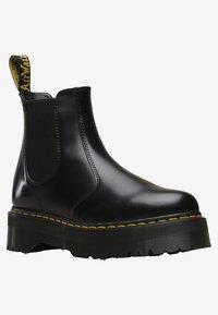 Dr. Martens - 2976 QUAD CHELSEA - Kotníkové boty - black - 2