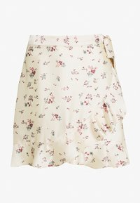 Nly by Nelly - WRAPPED FEELS SKIRT - Falda acampanada - multicolor - 1