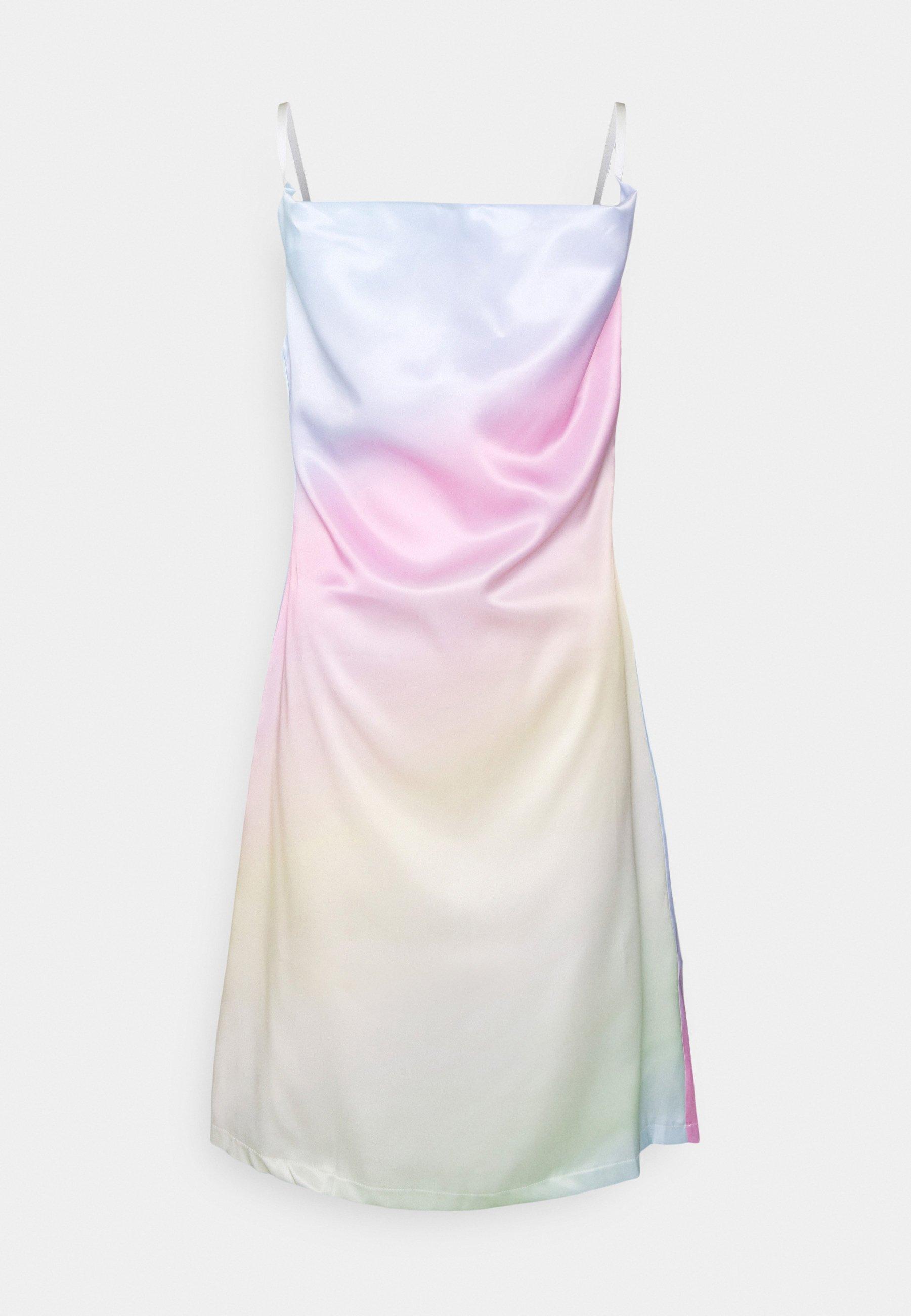 Damen RAINBOW DRESS - Nachthemd