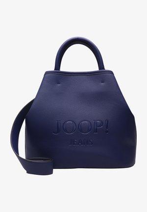 LETTERA NADINE - Bolso shopping - blue