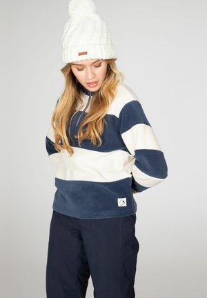 CASSIE - Fleece jumper - atlantic