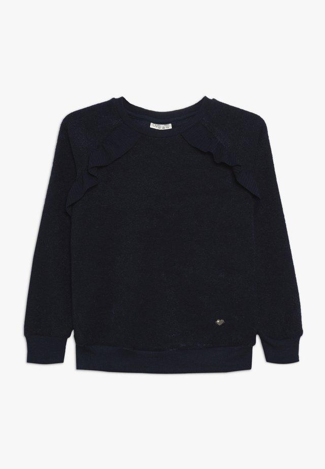 ROUCHE - Sweater - dress blues