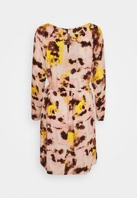 ICHI - IHVAUNA - Day dress - super lemon - 1