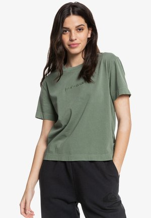 Basic T-shirt - four leaf clover